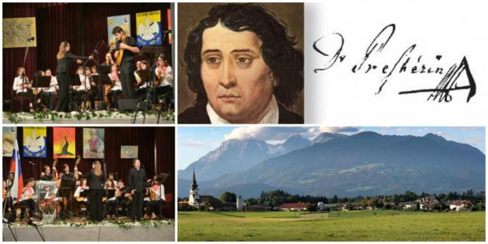 Slovenski kulturni praznik v Vodicah skupaj s Tambujraši